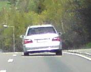 Skjev bil