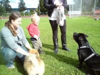 Lars og hundene
