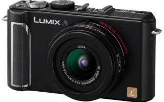 Panasonic Lumix LX3